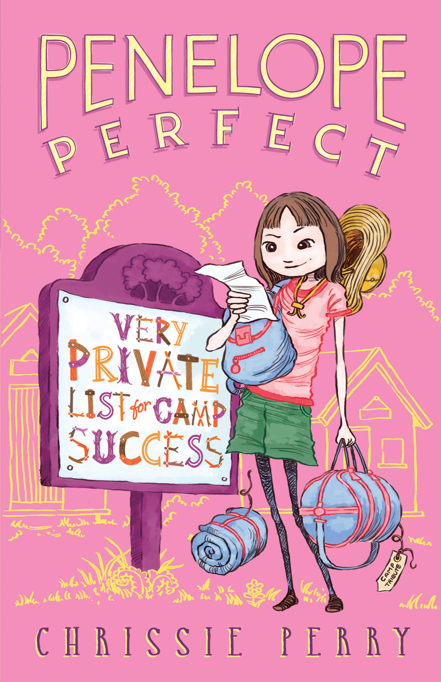 Very Private List for Camp Success