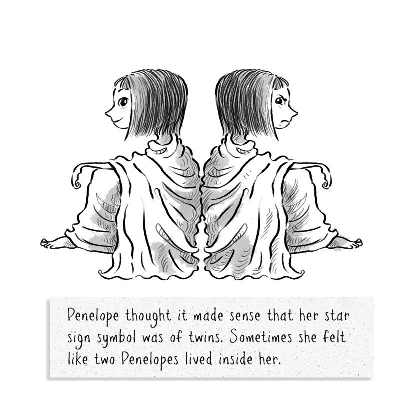 Penelope the Gemini