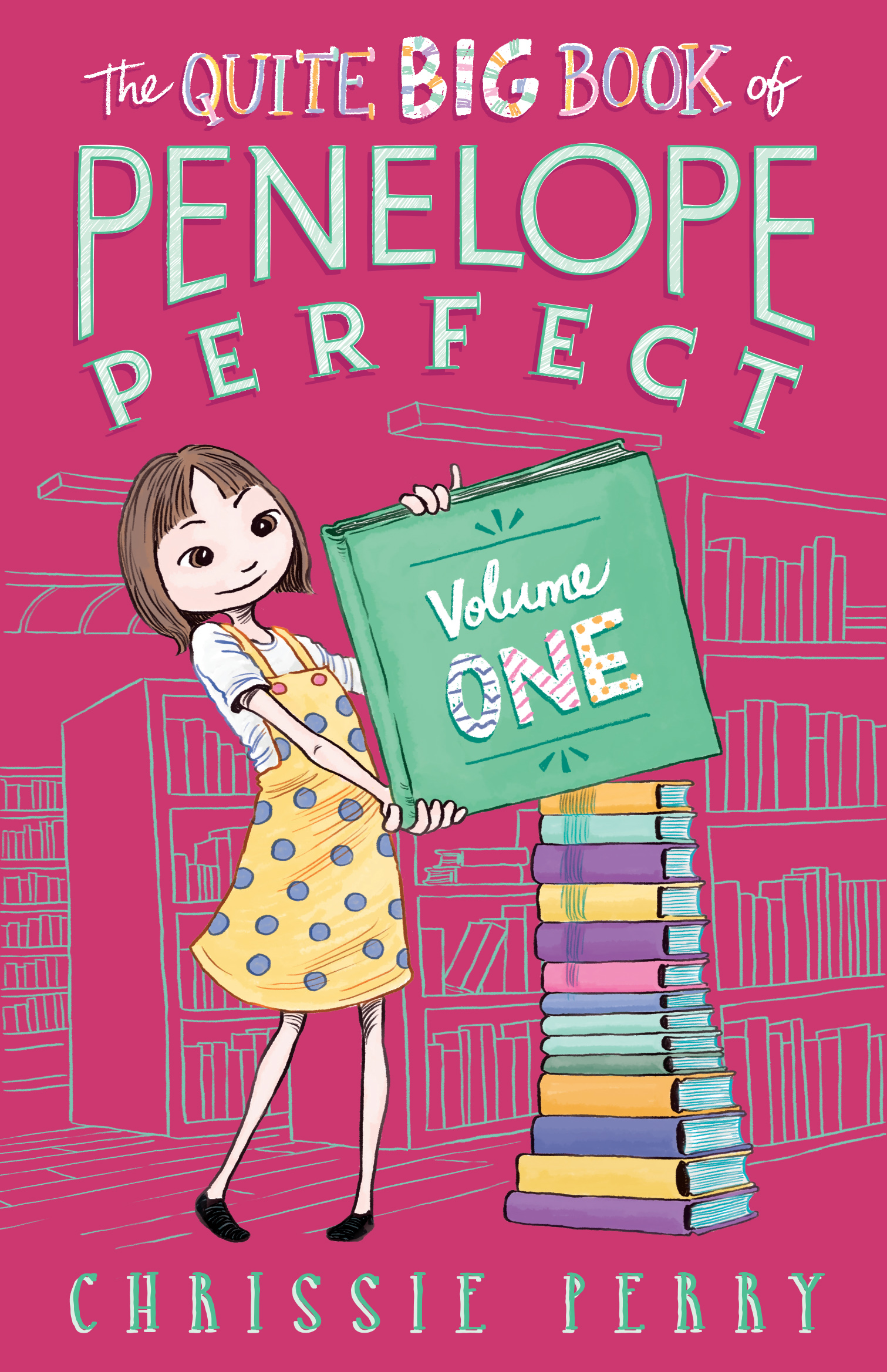 The Quite Big Book of Penelope Perfect