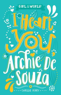 I Heart You Archie De Souza